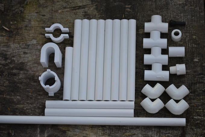 Complete Kit - Ready to Build, Some Small Parts Not Shown, But Included (If We Reach $25K, These Become Injection Molded)