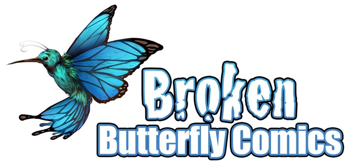 Broken Butterfly Comics copyright and trademarked Raven Gregory 2015