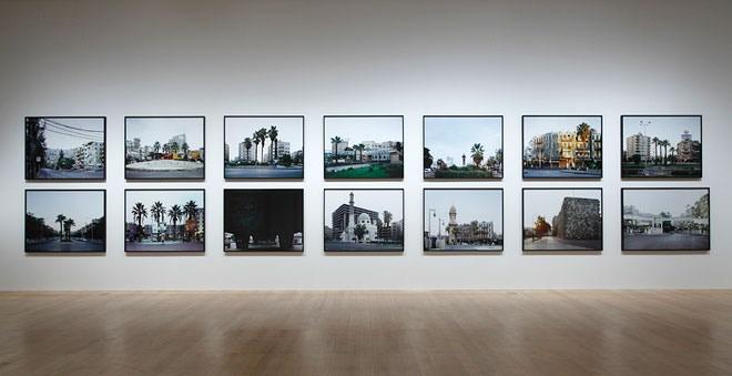 Execution Squares, 2008 / © Photo: Kioku Keizo / Photo courtesy: Mori Art Museum