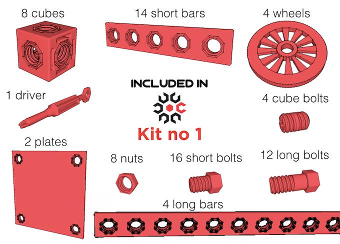 kit no 1