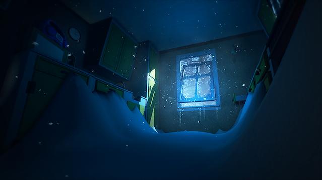 A screenshot from the DLC