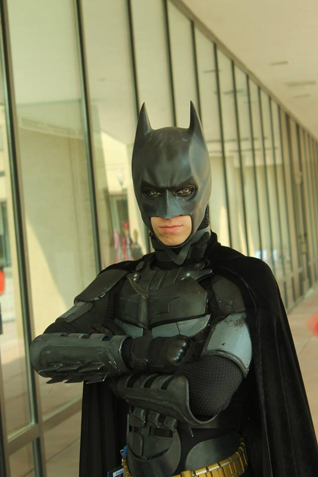 Batman: Real Combat Armor by Jackson Gordon — Kickstarter