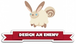 Reward 12: You can design an enemy and its attacks with the help of the design team.