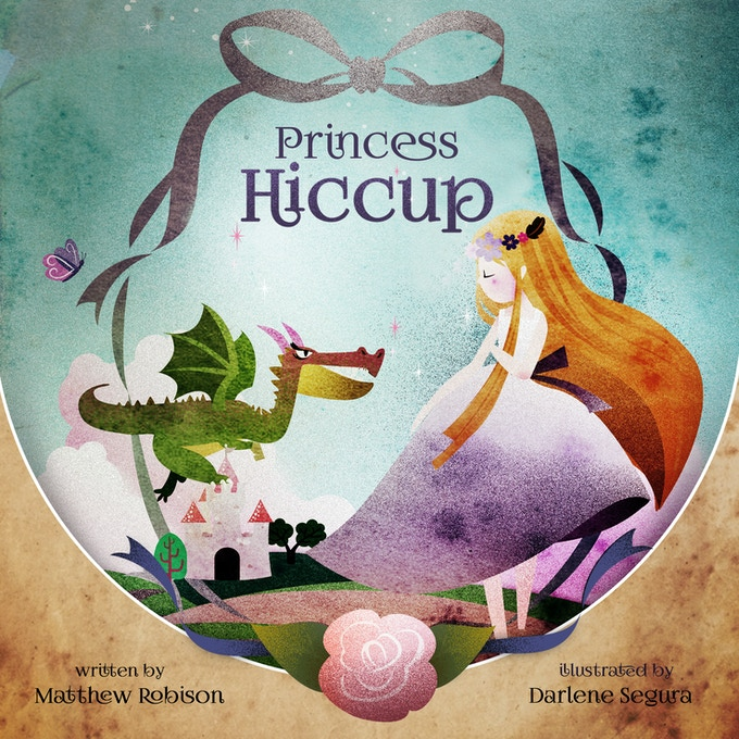 Princess Hiccup Book Cover