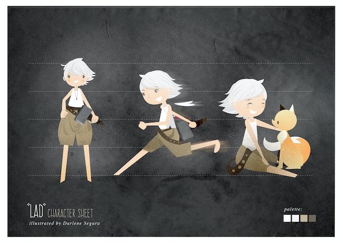 Lad Character Sheet