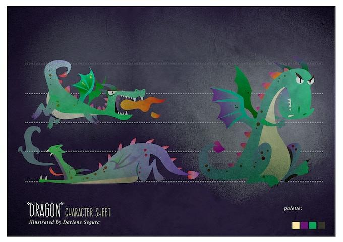 Dragon Character Sheet