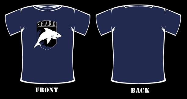 S.H.A.R.K. T-shirt