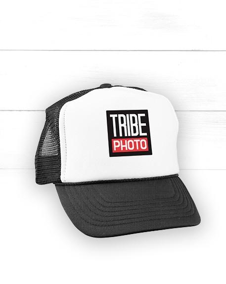Tribe Photo Cap - tres cool