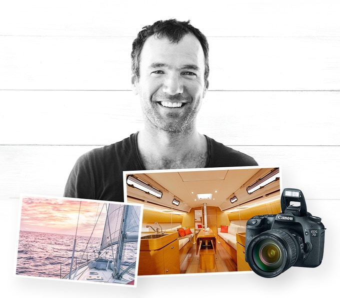 Sailing Week incl. Photography Workshop with James Kell