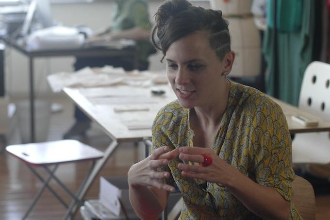 Paola Sinisterra: CoFounder and designer of Tangram.