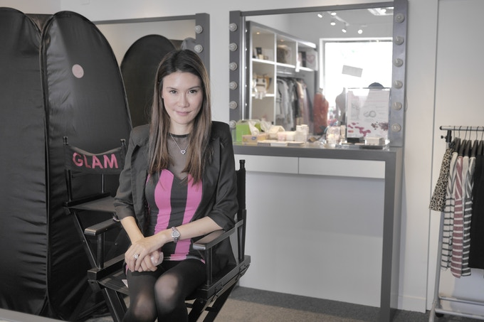 Jennifer Cheng: Founder of Glam-it.