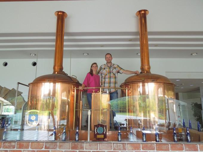 Chainline Brewing Company Kirkland S First Trailside Deck