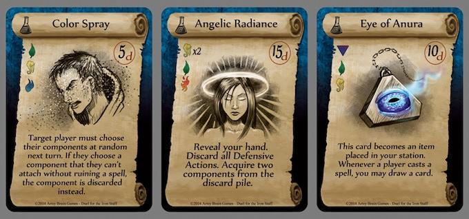 56 spell cards