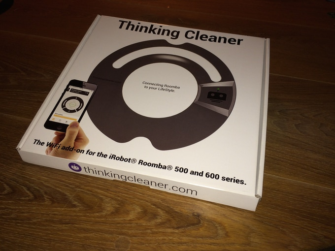 FINAL Thinking Cleaner Box Front