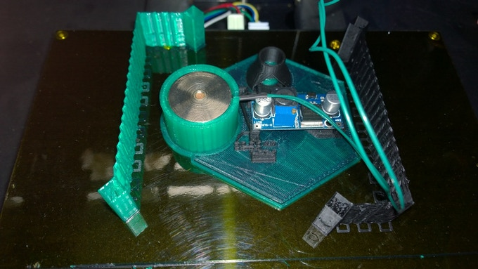 3D Circuit Board Used for Levitator
