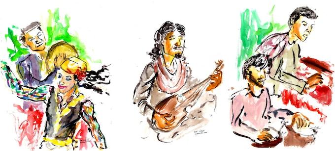 Risalo:Puppet Film of Sufi Poetry Bridging Pakistan & India