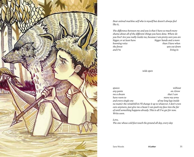 Story by Sarah Woods and art by Karl James Mountford