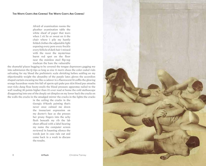 A story by Christine Tierney and art by James Gallagher