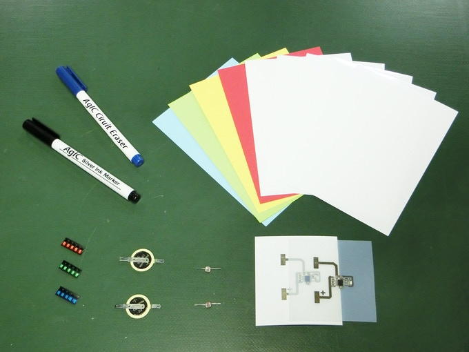 Contents of Craft Kit