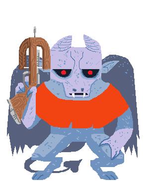 Gargoyle Outlaw