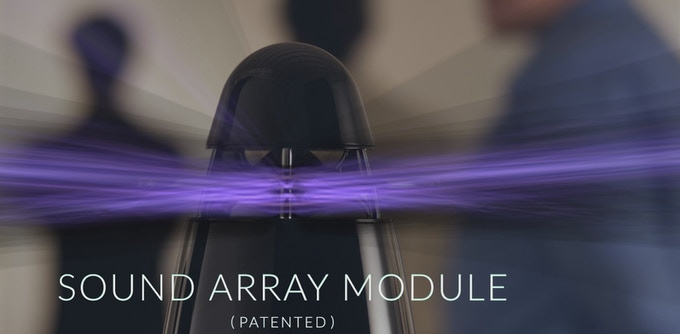 Patented Sound Array