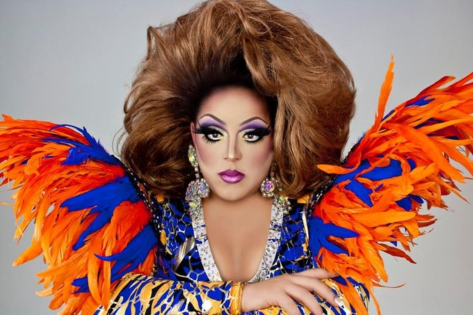 Ms. Savannah Gay Pride Chi Chi Bonet Sherrington as Joseph Gastelum/Ann T. Christ