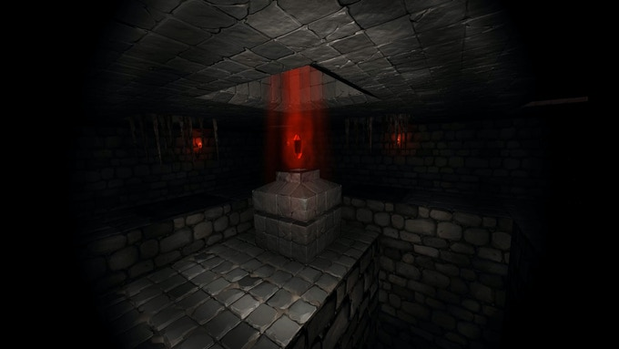 Crystal Rift - Grid-Based Dungeon Crawler by Jon Hibbins
