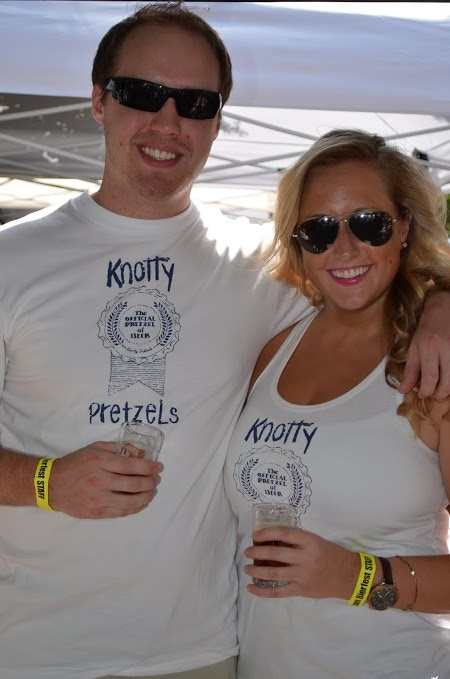 Knotty Pretzels Reward Shirts