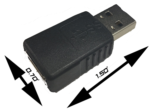 LockedUSB Adapter MK2