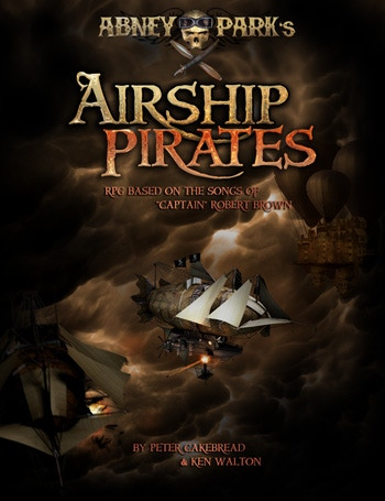 Add +$20 to your pledge to get a download of the .pdf of the Airship Pirates RPG book.