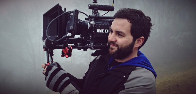 Cinematographer Paul Lewis Anderson