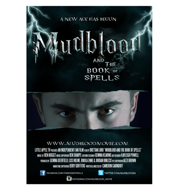 A3 (Sample) Movie Poster