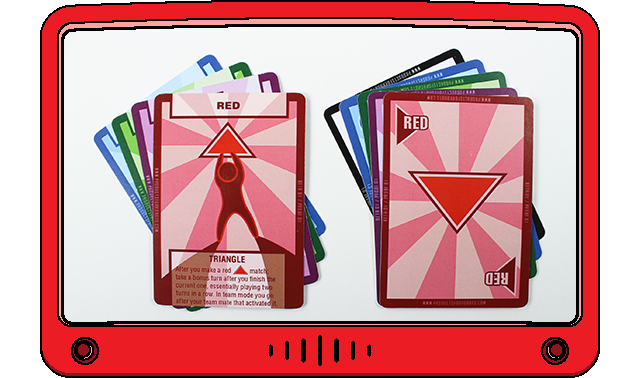 The Cards...