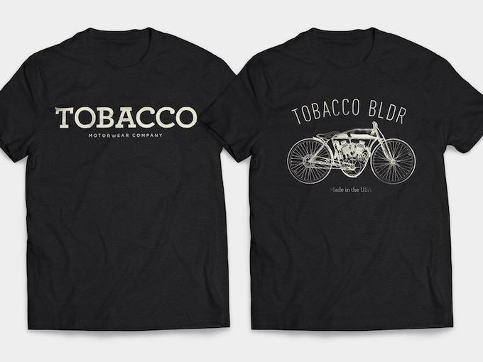 Tobacco Logo / Tobacco BLDR