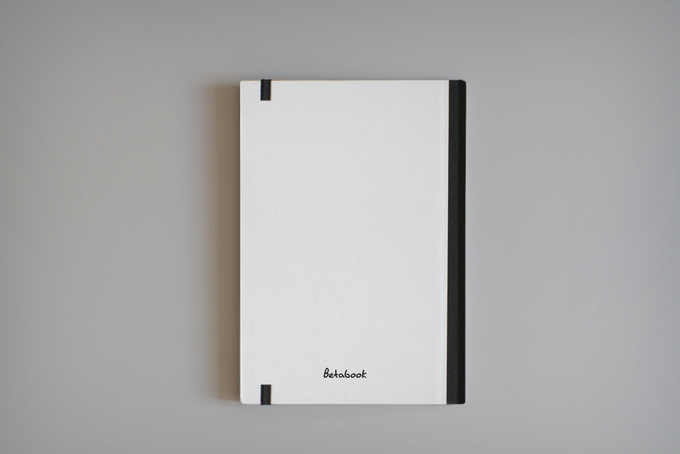 Betabook: supported by quality manufacturing partners and designed with attention to detail.