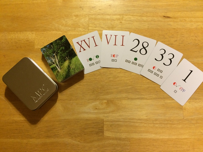 Math! Leave Them Kids Alone! Game (Standard deck will have a nature scene voted on by backers.)