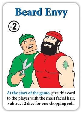 Beard Envy stretch goal!