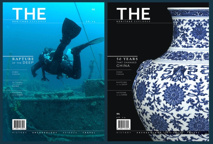 Dummy Covers - THE Heritage Explorer
