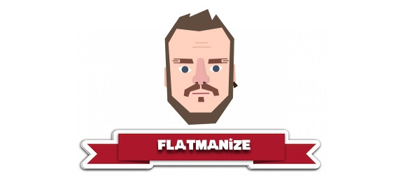 Reward 9: A portrait of you Flat Kingdom style.