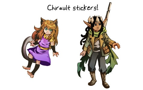 Stickers!!
