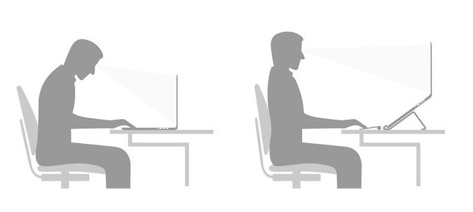You will feel the improvement in your posture the moment you first use SUAS.