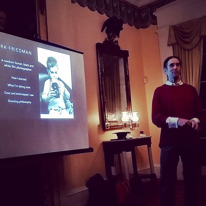 Presenting Photographers Squared at the Physick House, Philadelphia on Nov 5th, 2014.
