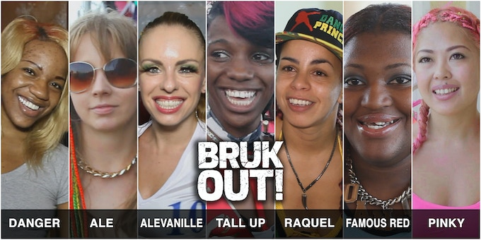 The ladies of Bruk Out!