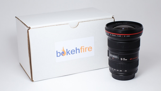Free shipping is included with every lens order