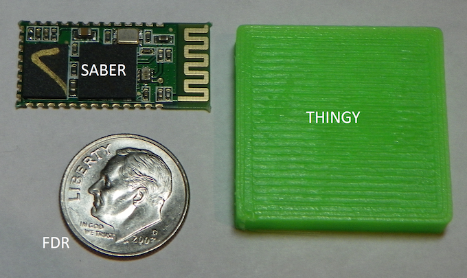 Thingy a bluetooth device for everyday life psoc btle - Design your own home application ...