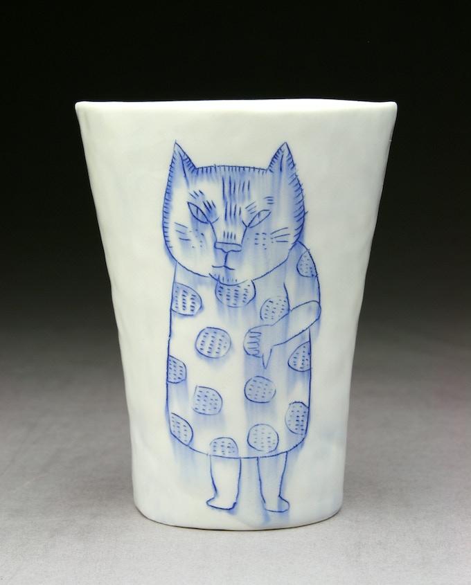 Cup by Shoko Teruyama, $100 pledge level