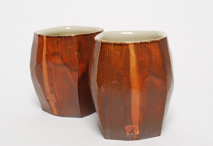 Cups by Jeffrey Lipton, $65 incentive level