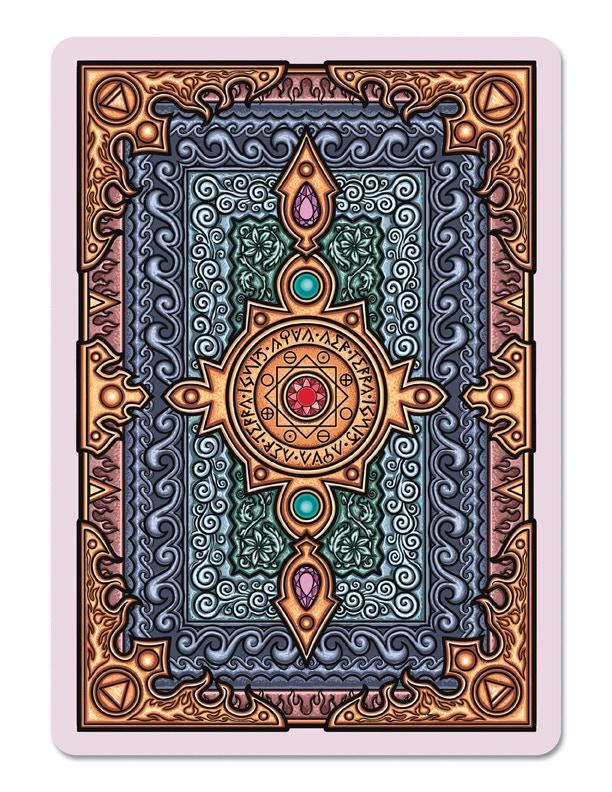 Elemental Magick Deck Card Back