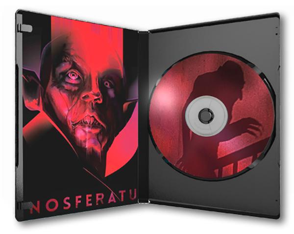 Special Edition NOSFERATU Blu-Ray