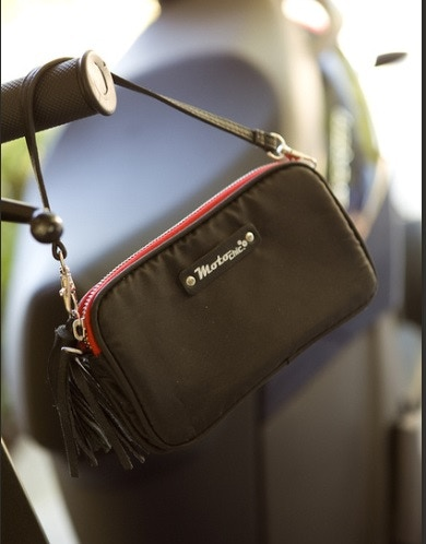 $50 - Supporters will receive the versatile Valerie - the perfect accessory for carrying all of your essentials.